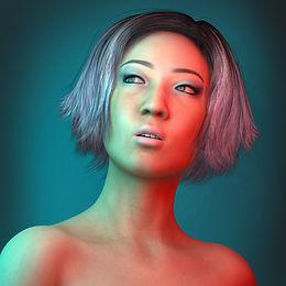 2020-10-06 Tera Bang 'All About Me' Art.
