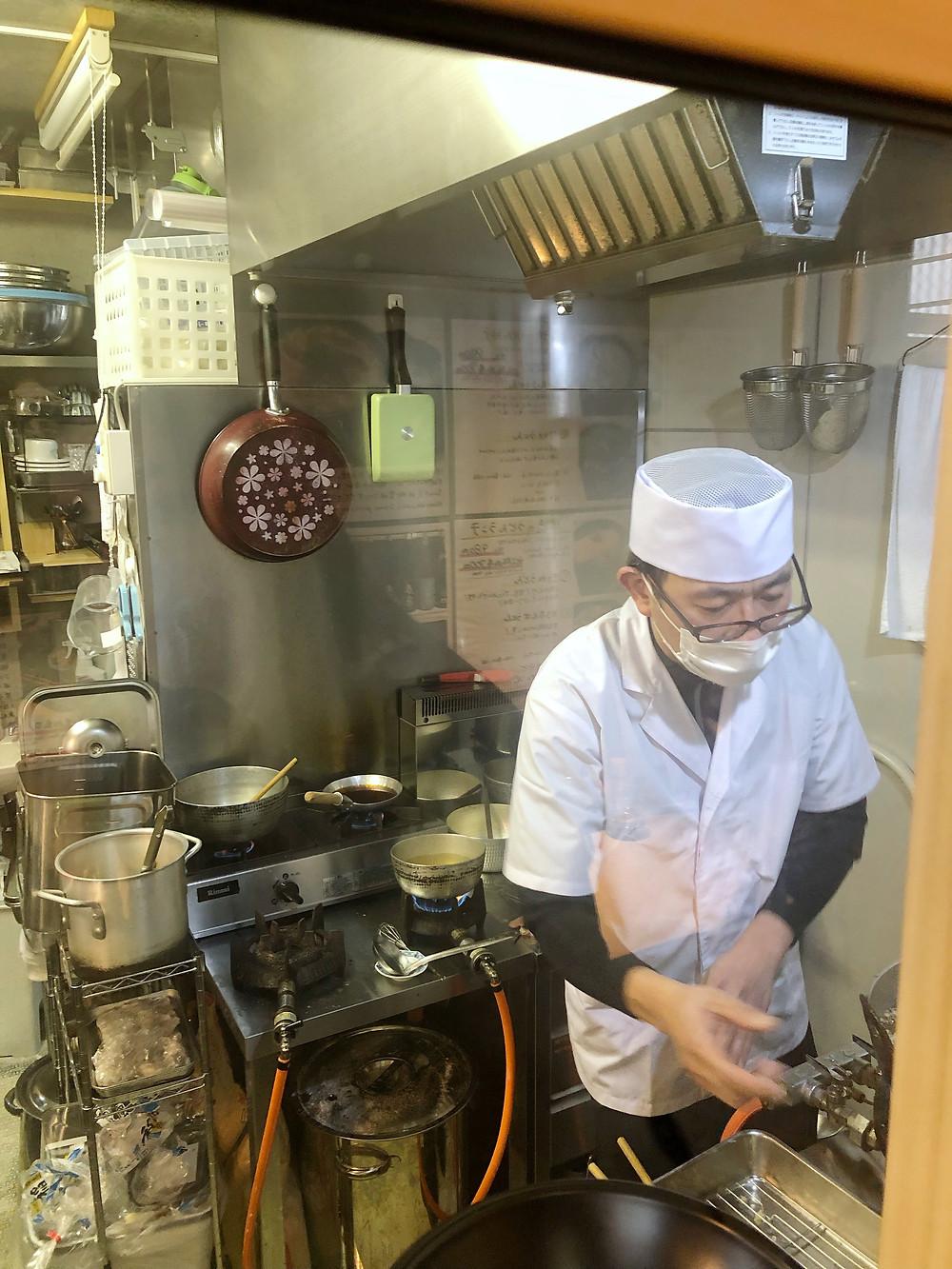 tempura kakiage domburi nara giappone cookingwiththehamster