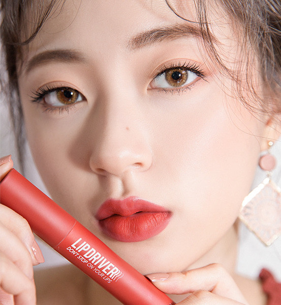 Matte lips cookingwiththehamster