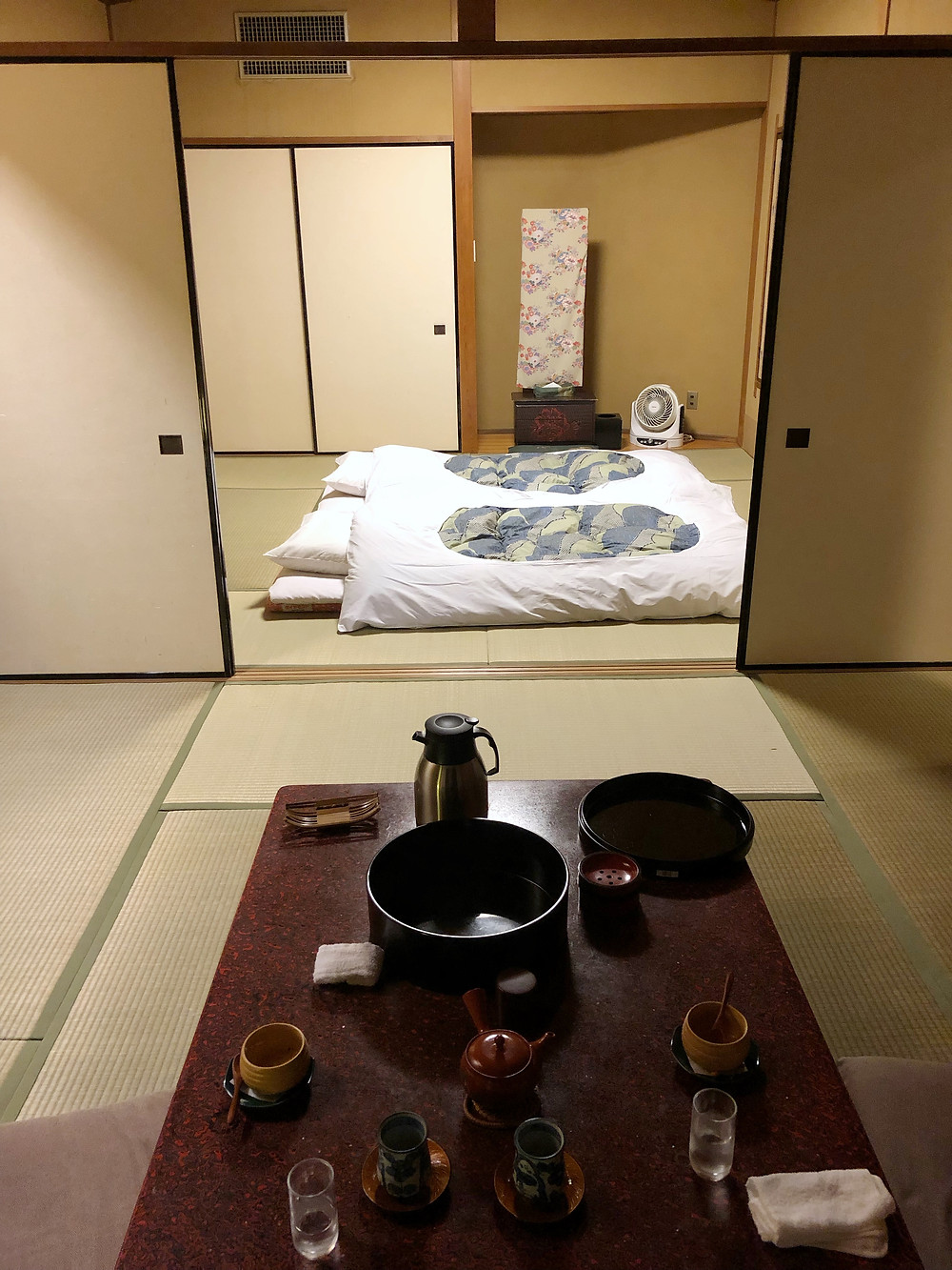kijitei ryokan hakone giappone cookingwiththehamster