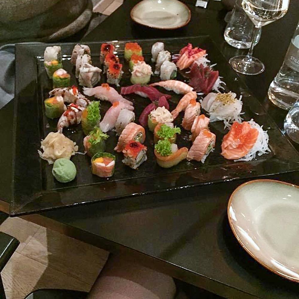 Bento sushi milano Cookingwiththehamster