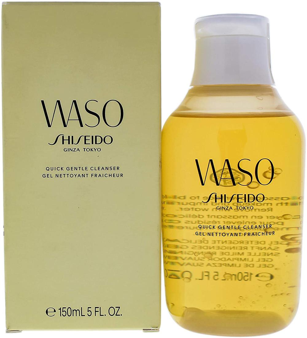 Shiseido Waso cookingwiththehamster Amazon
