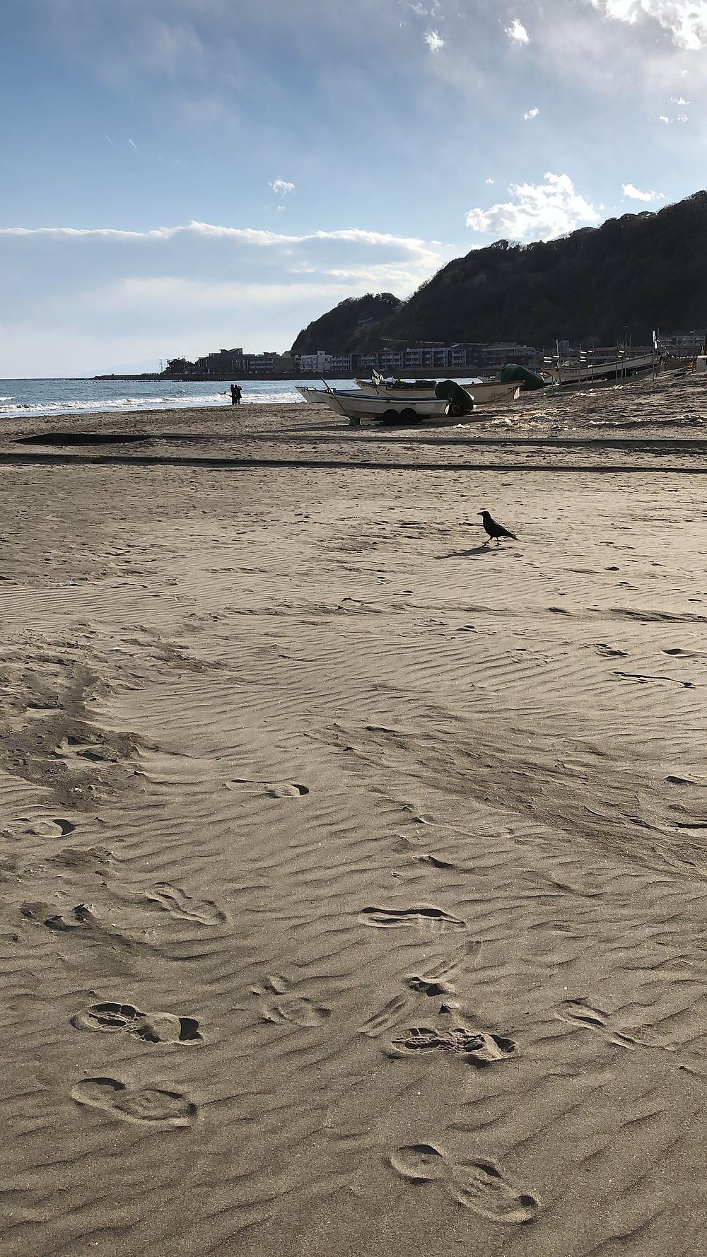 Kamakura spiaggia Cookingwiththehamster