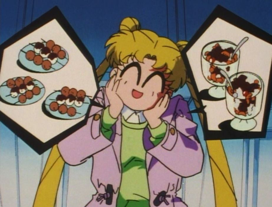 Sailor Moon cookingwiththehamster