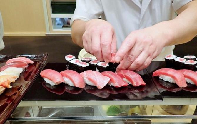 Iwasa Sushi toyosu Cookingwiththehamster