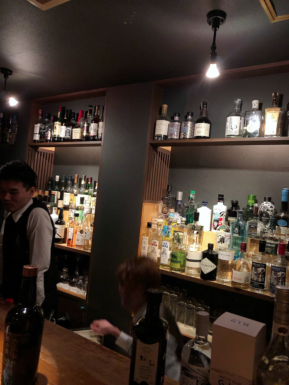 Gin Bar C&D kyoto Cookingwiththehamster