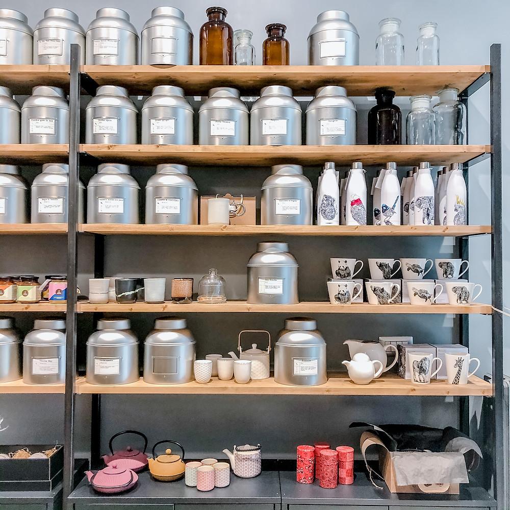 Giusmìn tea lab Cookingwiththehamster