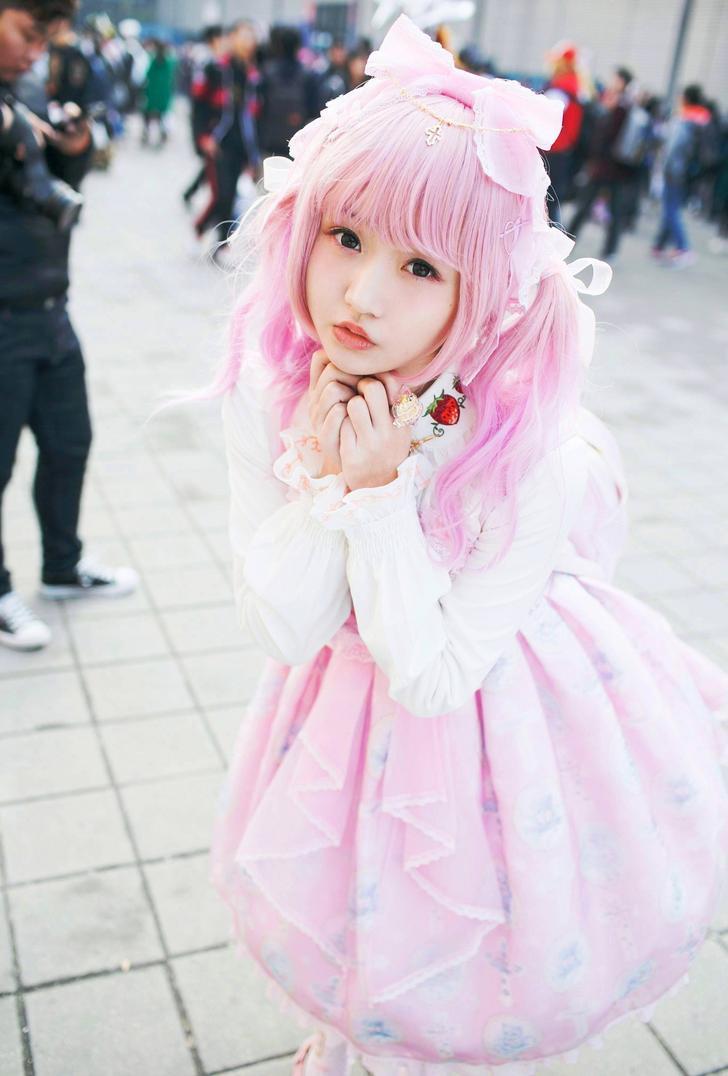 Sweet Lolita - Fairy Kei cookingwiththehamster