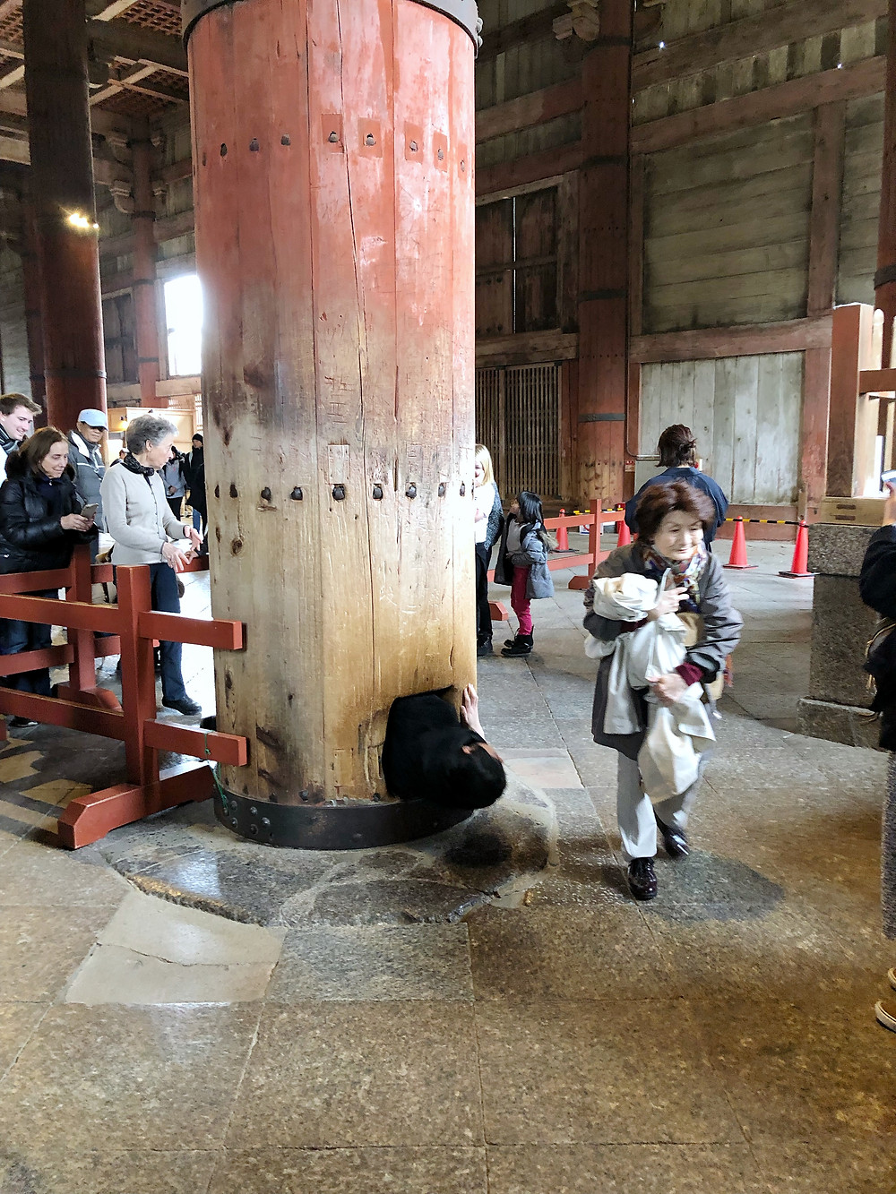 todaiji nara giappone cookingwiththehamster