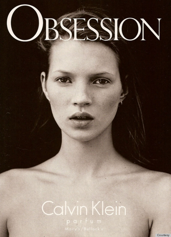 Calvin Klein - Kate Moss - Obsession cookingwiththehamster
