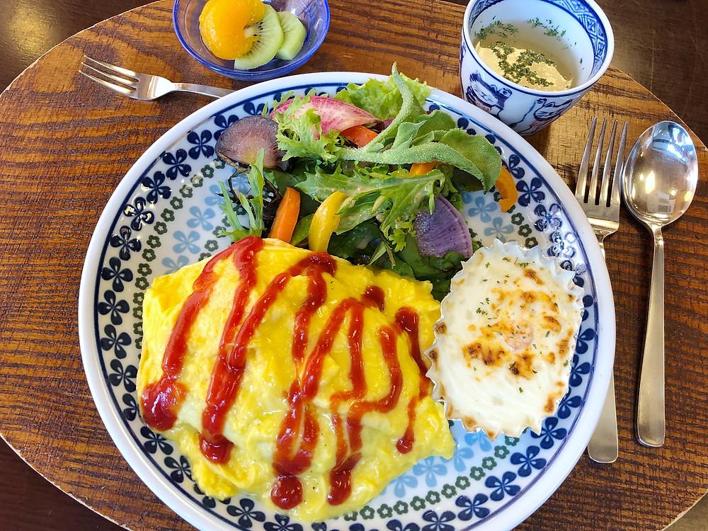 Kamakura Hase Cafe kamakura Cookingwiththehamster
