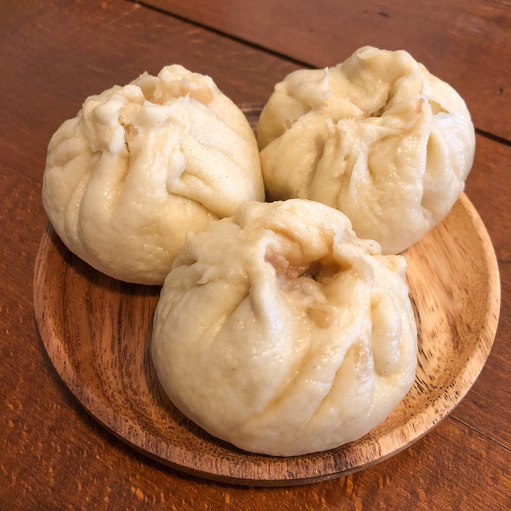 Baozi ricetta recipe Cookingwiththehamster