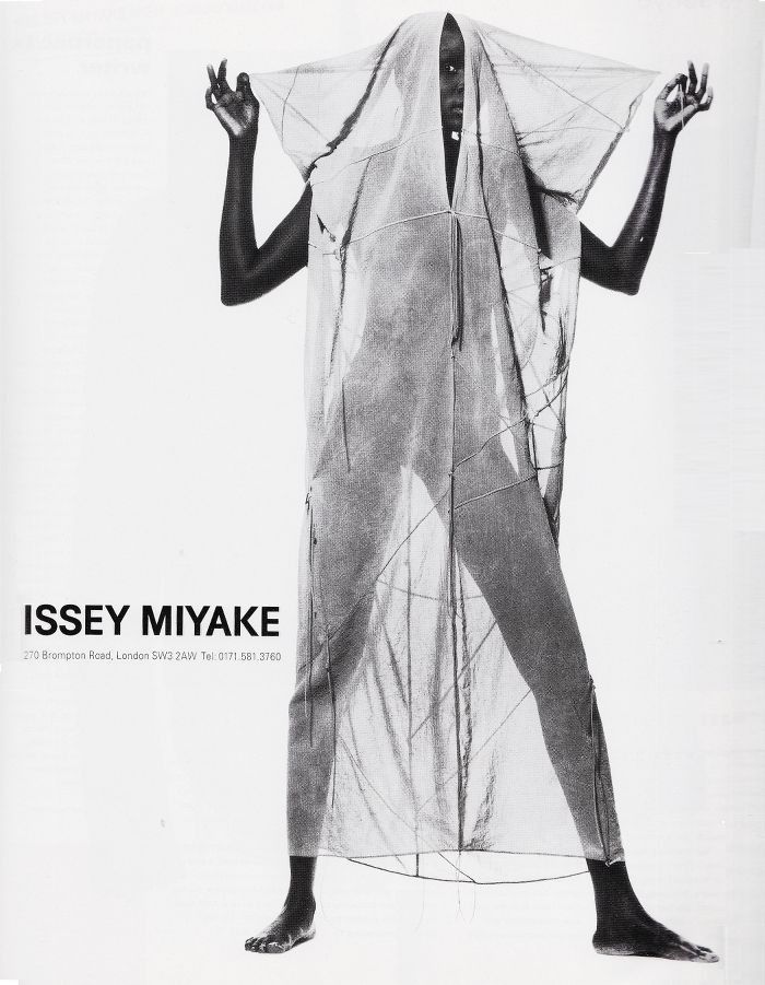 Issey Miyake cookingwiththehamster