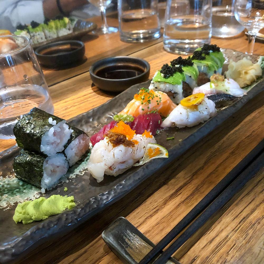 Sushi neta Cookingwiththehamster