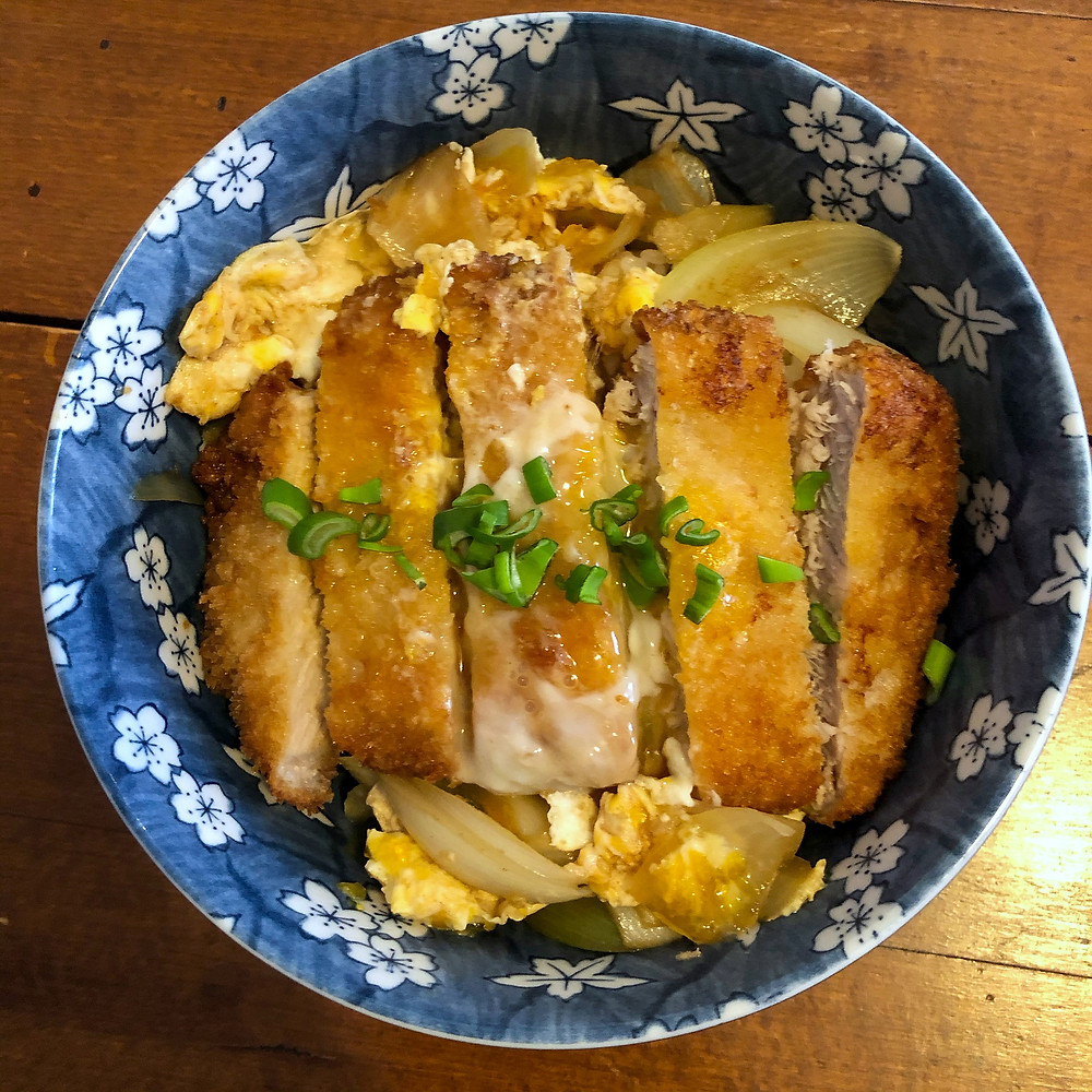 Katsudon ricetta recipe Cookingwiththehamster