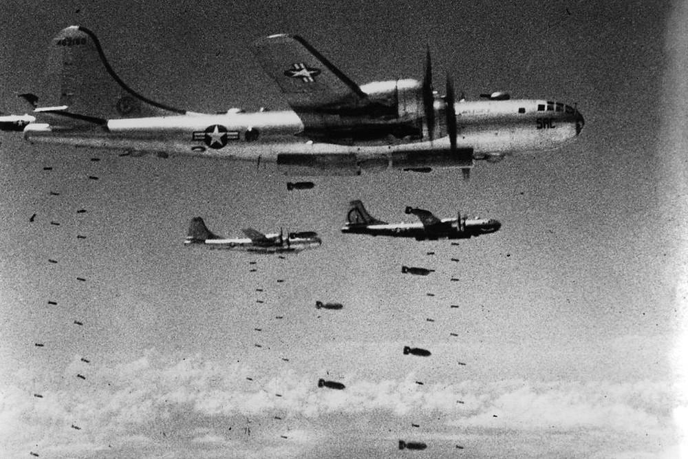 USA B-29 bombers cookingwiththehamster