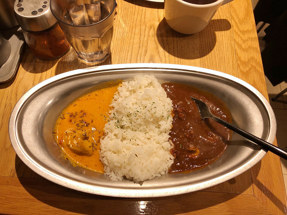 J.S Curry shibuya Cookingwiththehamster