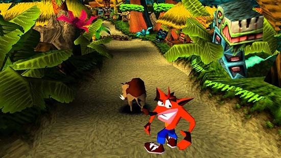 Crash Bandicoot cookingwiththehamster