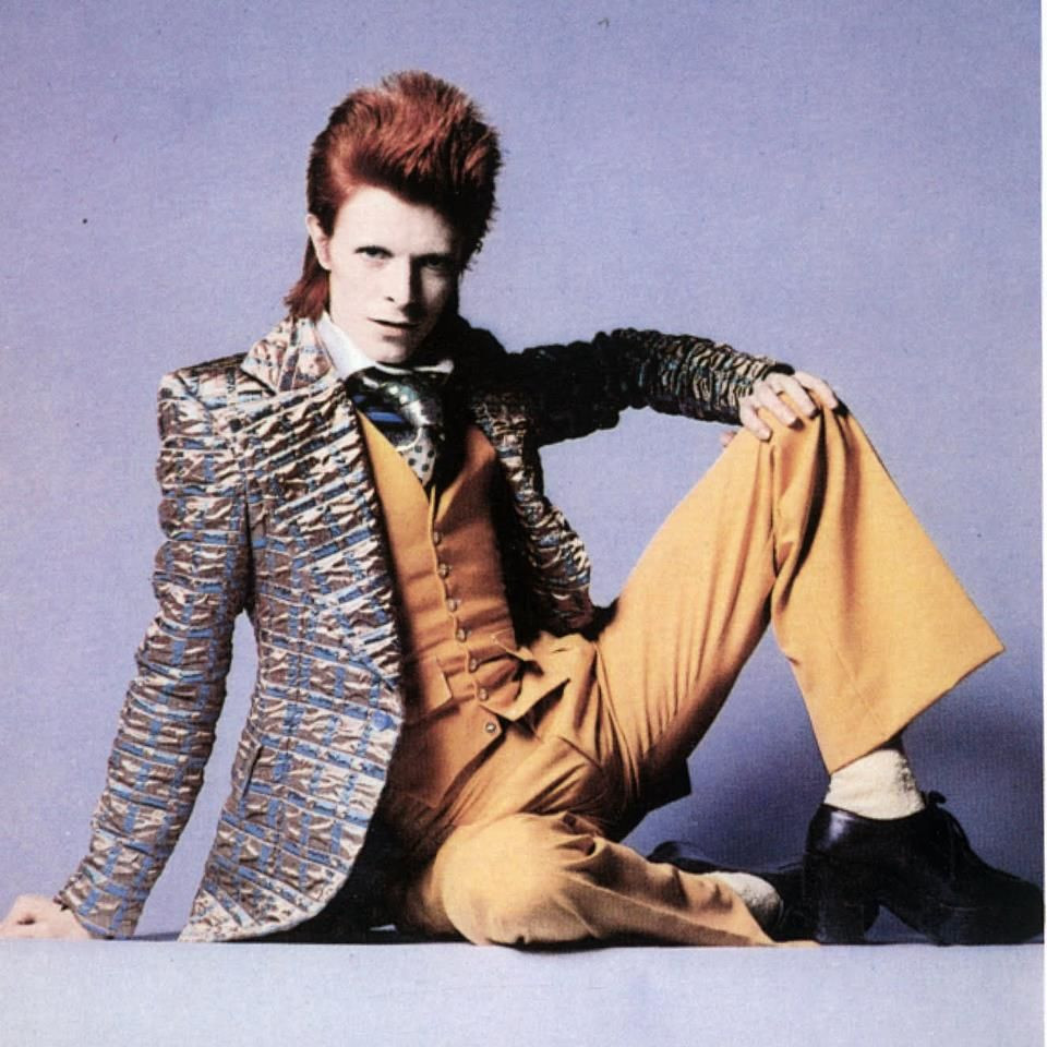 David Bowie  cookingwiththehamster