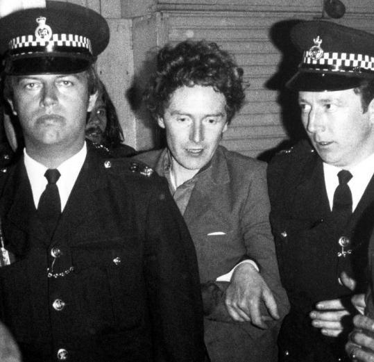 Malcom Mclaren arrested cookingwiththehamster