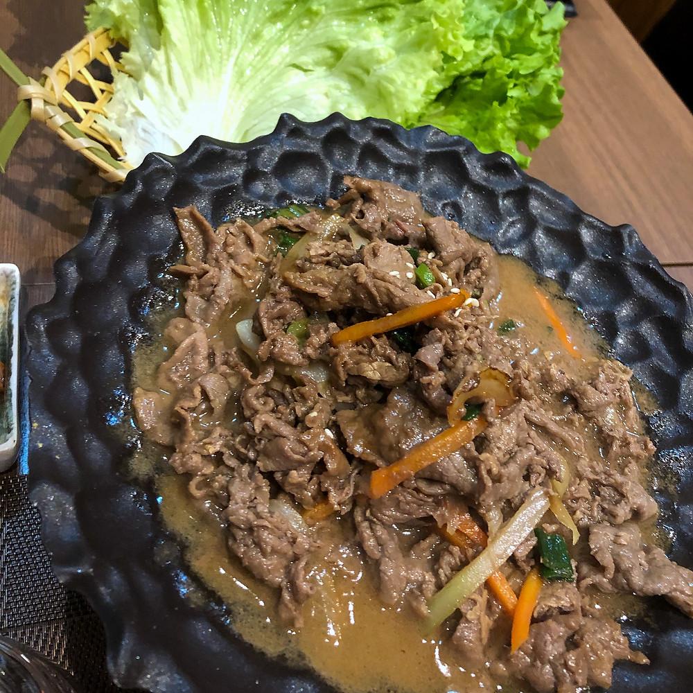 Bulgogi my kimchi milano Cookingwiththehamster
