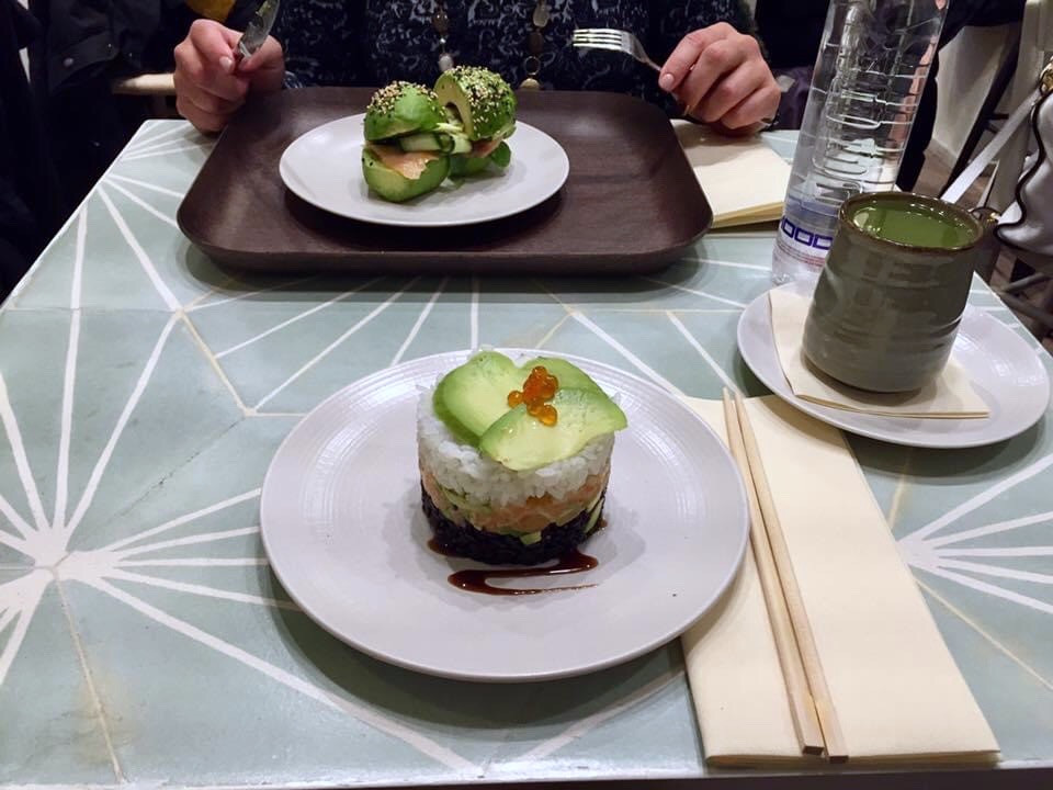 Macha cafe milano Cookingwiththehamster