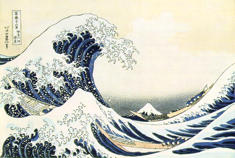 hokusai cookingwiththehamster
