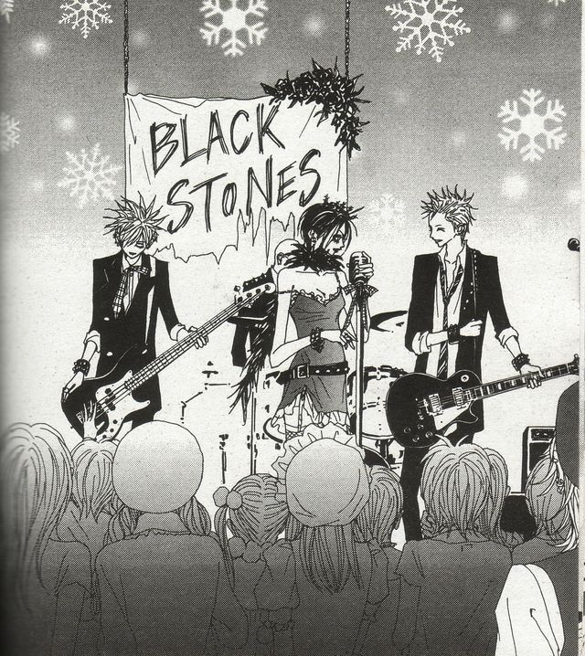 Black Stones cookingwiththehamster