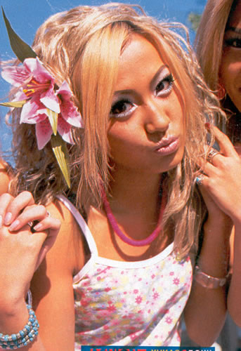 Ganguro cookingwiththehamster
