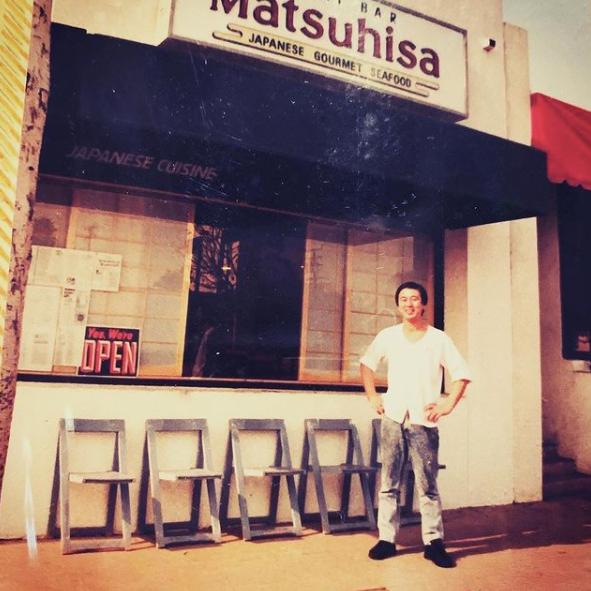 Nobu matsuhisa cookingwiththehamster