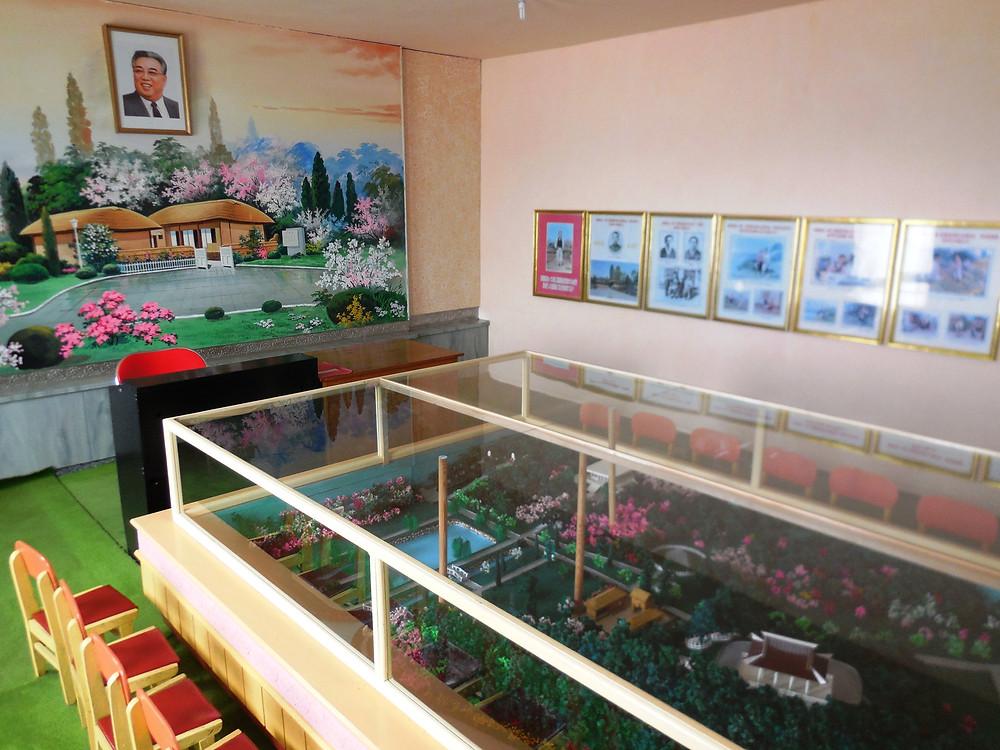 Kim Il-sung school room cookingiwththehamster