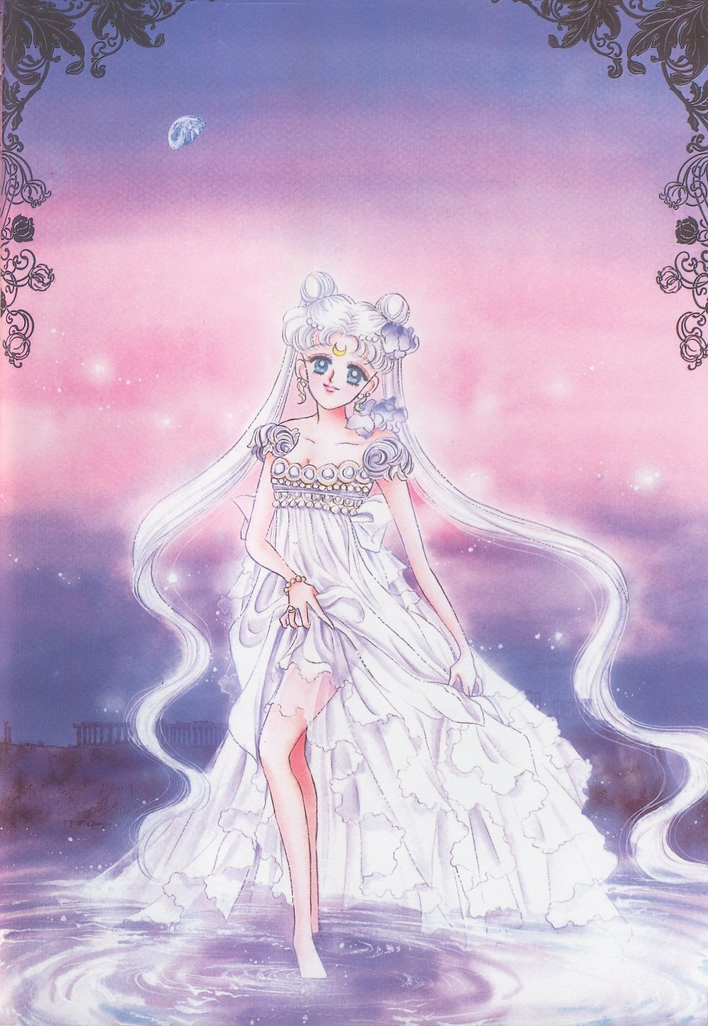 princess serenity cookingwiththehamster
