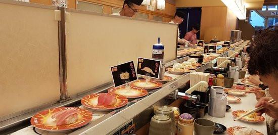 Mawaru Genroku Sushi cookingwiththehamster