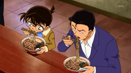 Detective Conan cookingwiththehamster