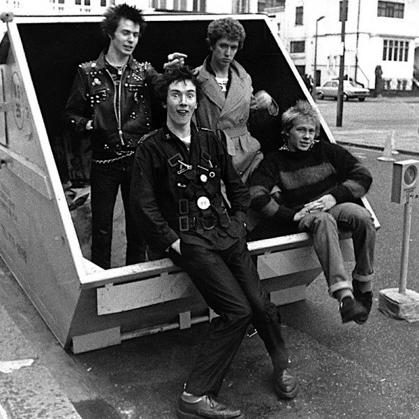 Malcolm McLaren and Sex Pistols  cookingwiththehamster