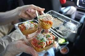 Poke inari sushi cookingwiththehamster