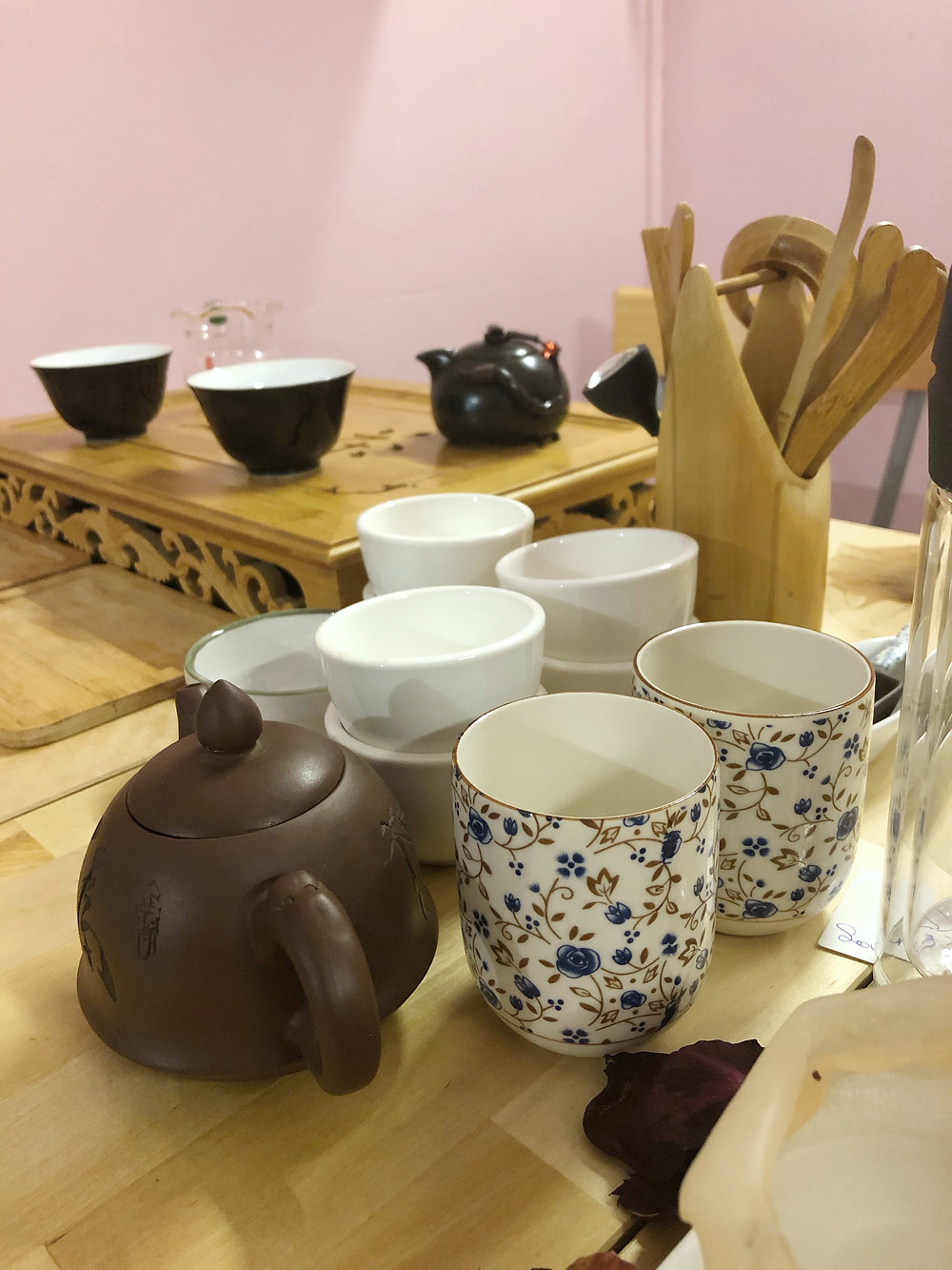 Chinese tea ceremony tools tea&tao Cookingwiththehamster