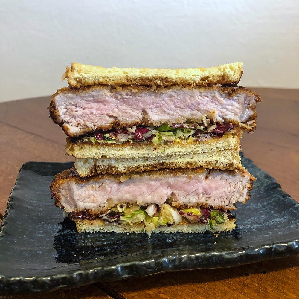 Katsu Sando ricetta recipe Cookingwiththehamster