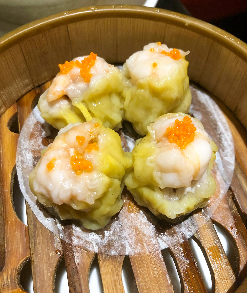 168 Chinese Township crab shao mai Cookingwiththehamster
