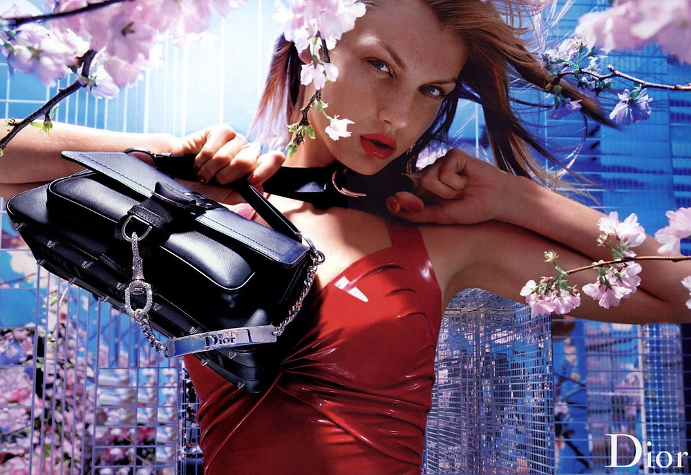 Galliano for Dior FW 2003 cookingwiththehamster