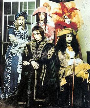 Malice Mizer cookingwiththehamster
