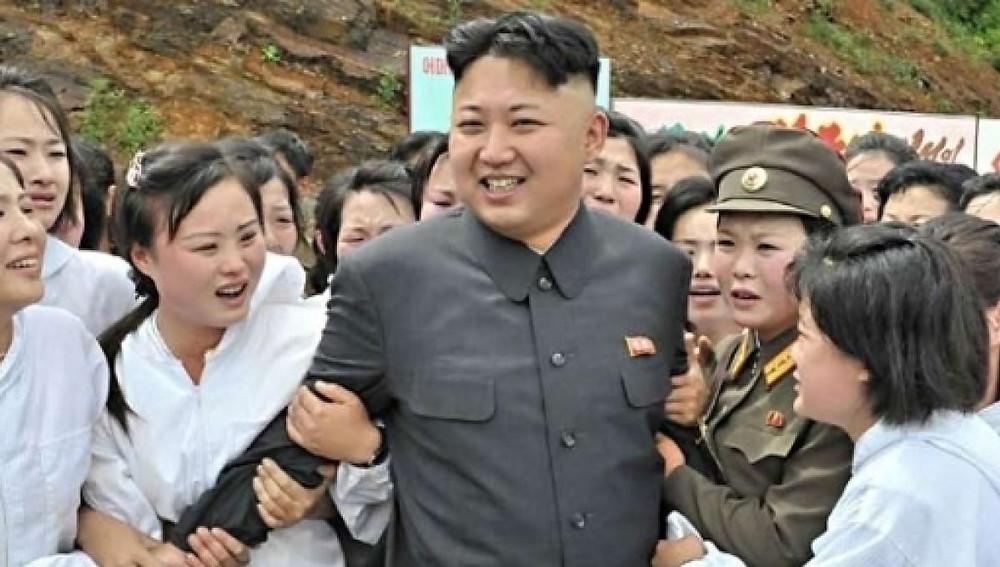 Kim Jong-un cookingwiththehamster