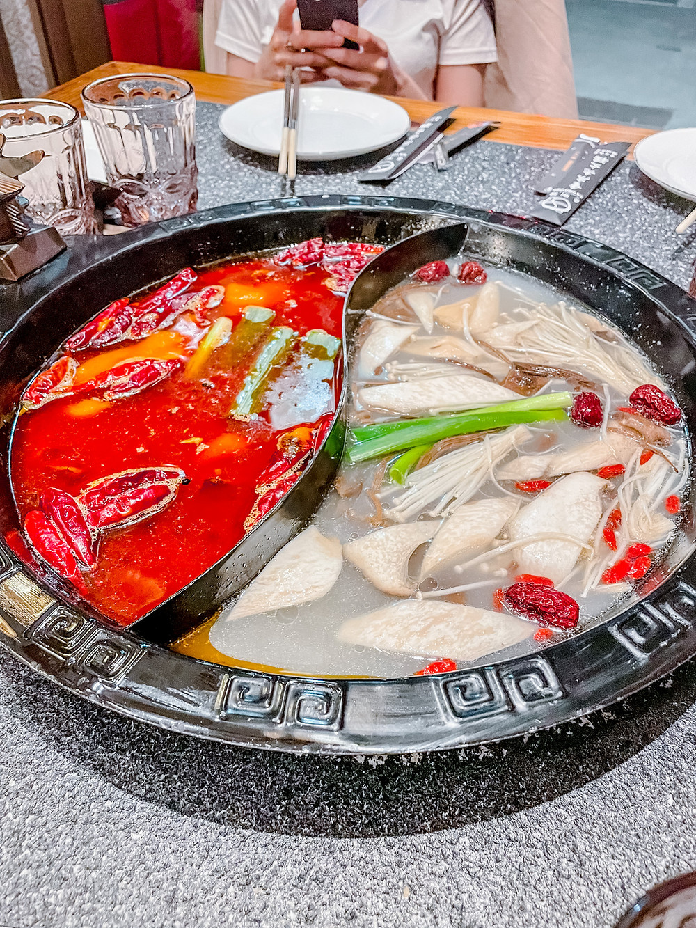 Ba Hot Pot Cookingwiththehamster