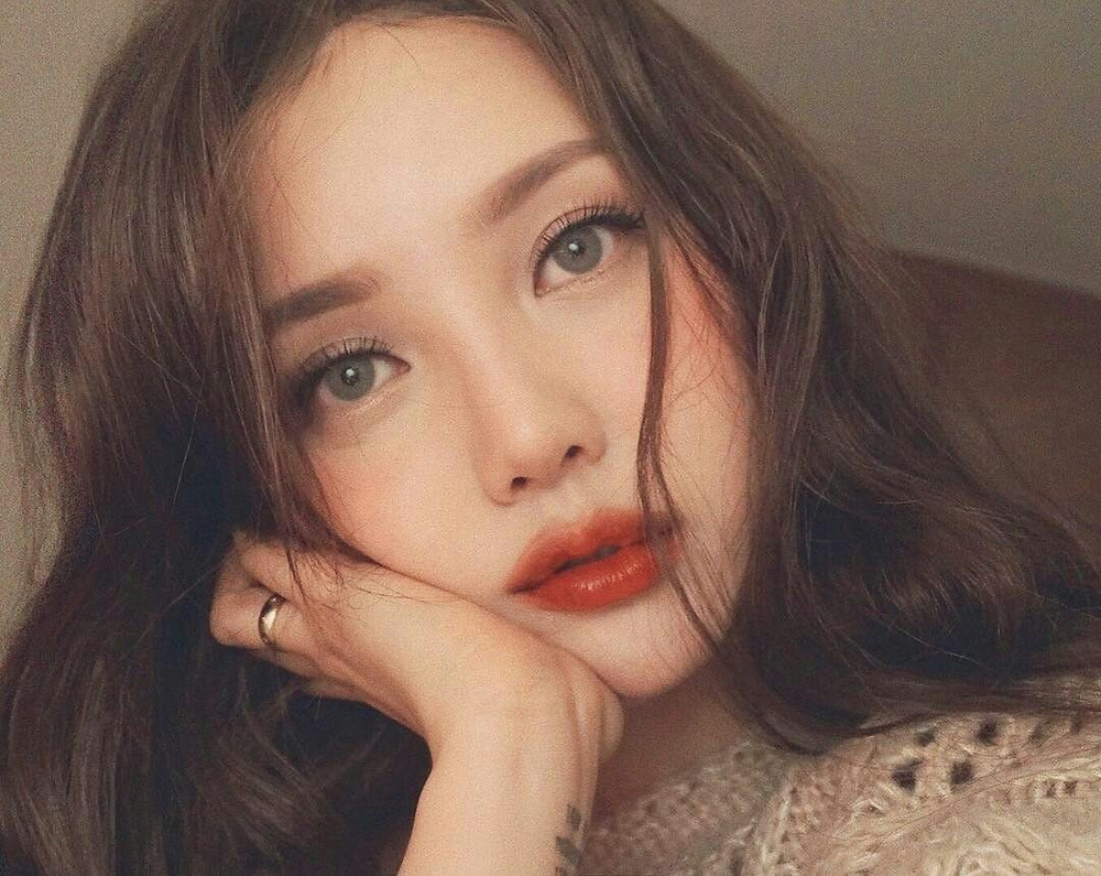 Korean make-up cookingwiththehamster