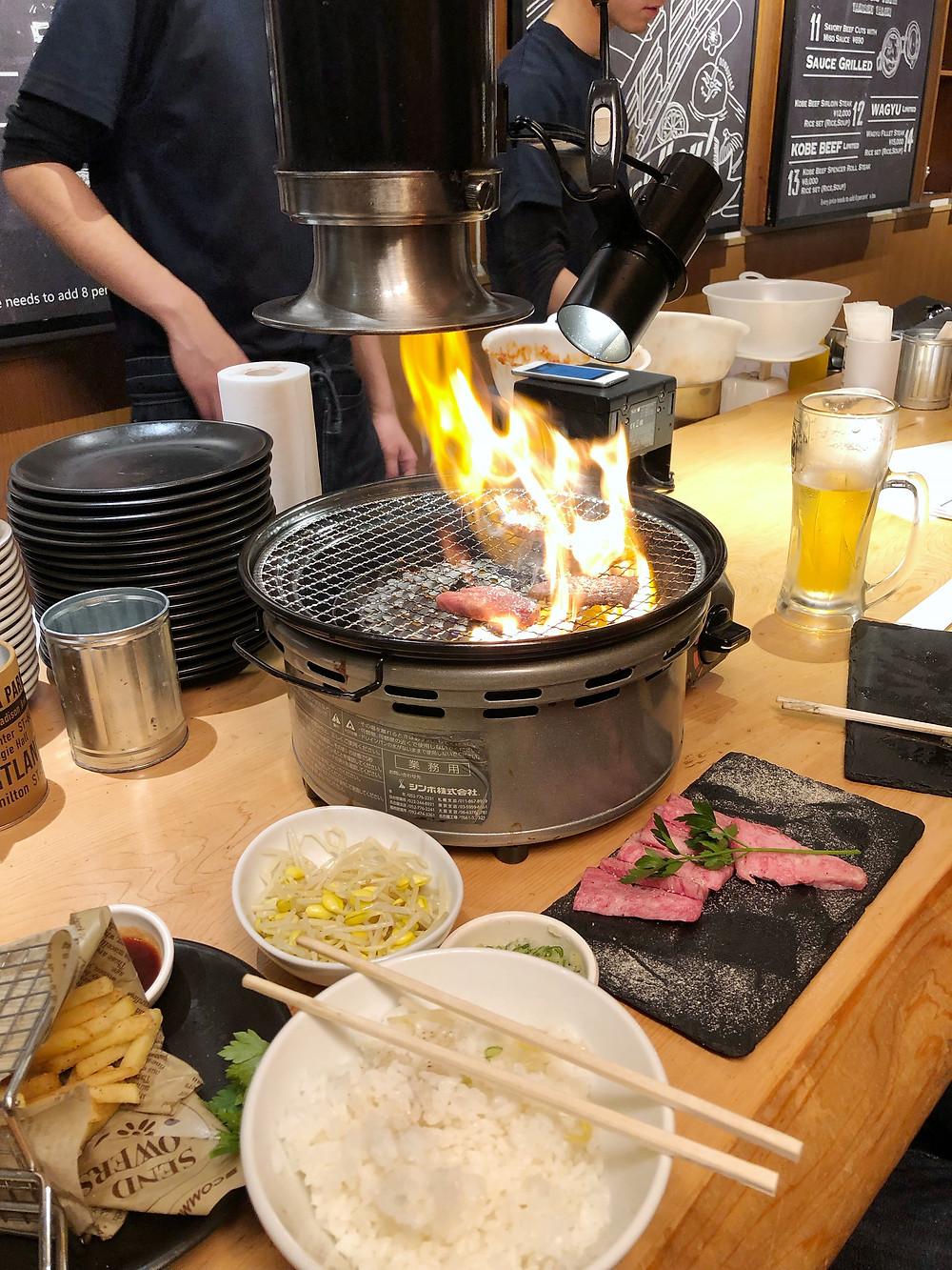 yarui yakiniku kyoto cookingwiththehamster