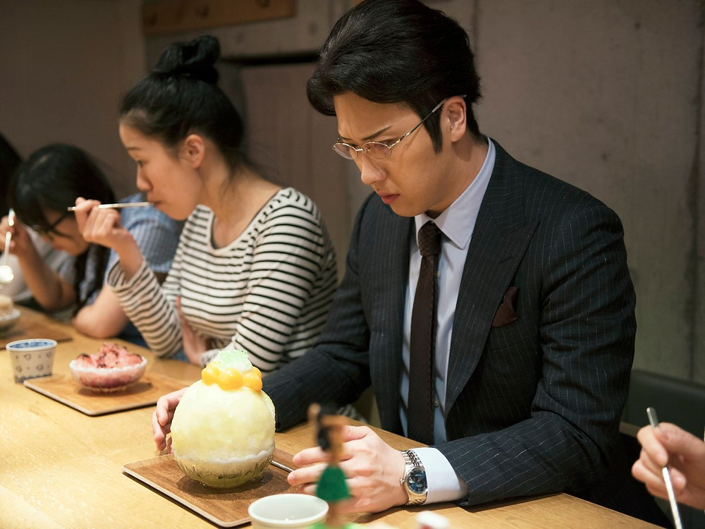 Kantaro: The Sweet Tooth Salaryman cookingwiththehamster