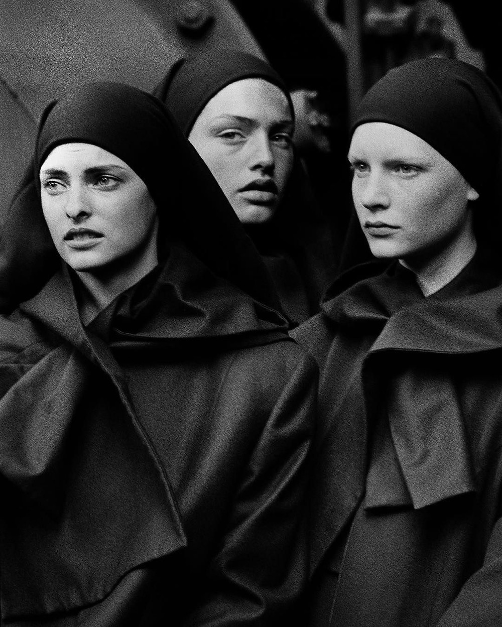 Comme des Garçons by Peter Lindbergh cookingwiththehamster