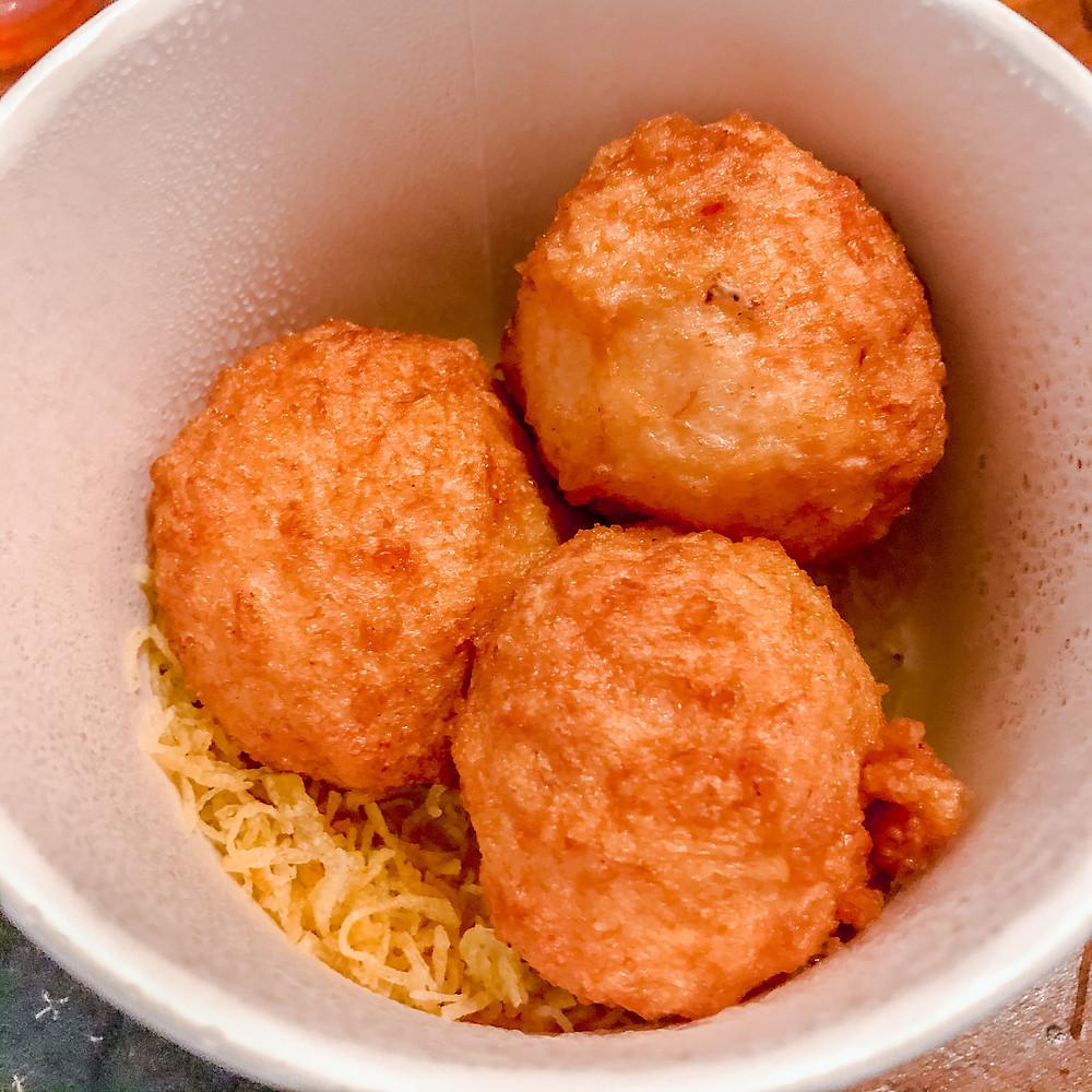 Shrimps balls Cookingwiththehamster