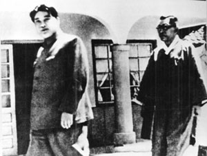 Kim Il-sung in 1948 cookingwiththehamster