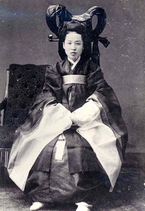 Empress Myeongseong cookingwiththehamster